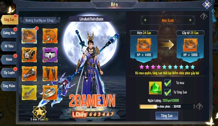 Game võ hiệp Hành Tẩu Giang Hồ Mobile cập bến Việt Nam 6