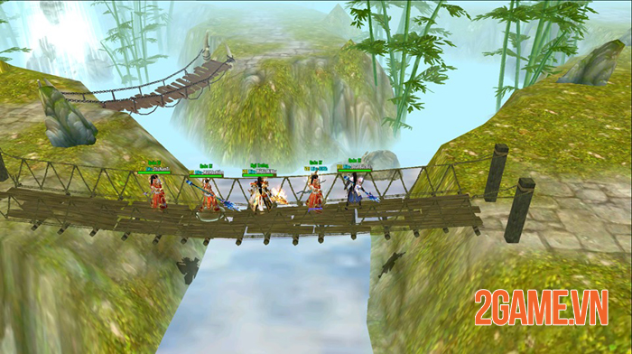 Game võ hiệp Hành Tẩu Giang Hồ Mobile cập bến Việt Nam 3