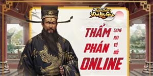 Thanh Thiên Đại Lão Gia – Game quan đấu xoắn não cập bến làng game Việt