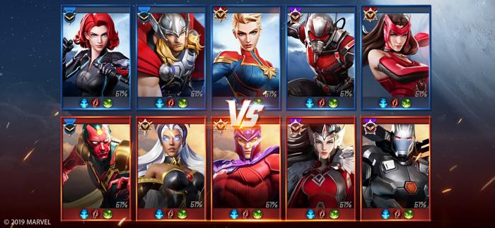 NetEase ra mắt game MOBA di động MARVEL Super War có hỗ trợ cả tiếng Việt 1