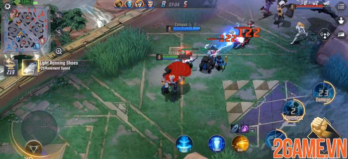 NetEase ra mắt game MOBA di động MARVEL Super War có hỗ trợ cả tiếng Việt 3