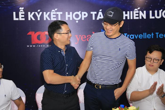 Yeah1 và công ty 100 Độ hợp tác đưa game Hành Tẩu Giang Hồ Mobile về Việt Nam 0