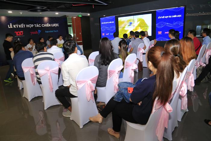Yeah1 và công ty 100 Độ hợp tác đưa game Hành Tẩu Giang Hồ Mobile về Việt Nam 1