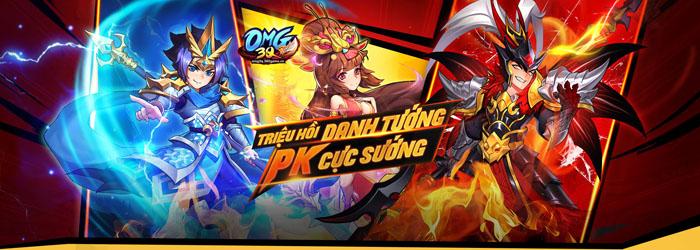 Không ngừng phát triển, game thủ Việt vẫn nhiệt với OMG 3Q VNG sau 2 năm gắn bó 5