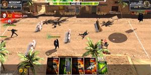 Fire Line: Front Line Battles – Game chiến thuật thả quân lấy đề tài quân sự chân thực