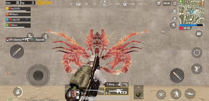 Quái vật Godzilla huyền thoại sẽ chính thức xâm chiếm PUBG Mobile 1