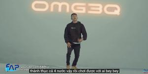 Sản phẩm kết hợp giữa OMG 3Q VNG và FapTV đạt hơn 2 triệu view sau 1 ngày ra mắt