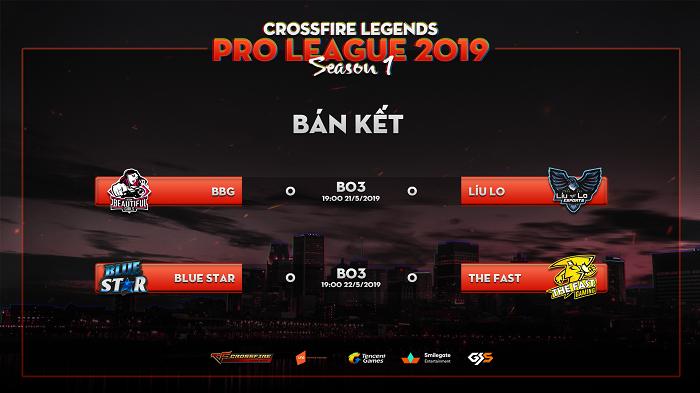 CrossFire Legends Pro League chứng kiến nhiều diễn biến bất ngờ tại vòng bảng 0