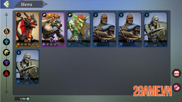 Idle Arena: Evolution Legends cho phép điều khiển những sinh vật chỉ có trong tưởng tượng 0