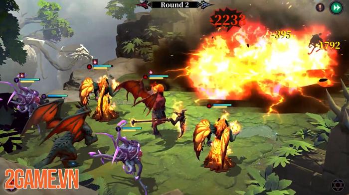 Idle Arena: Evolution Legends cho phép điều khiển những sinh vật chỉ có trong tưởng tượng 2