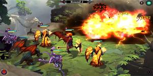 Idle Arena: Evolution Legends cho phép điều khiển những sinh vật chỉ có trong tưởng tượng