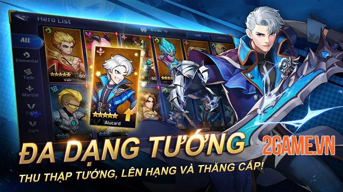 Mobile Legends: Adventure - Game đấu thẻ tướng sử dụng dàn hero của tựa MOBA cùng tên 0