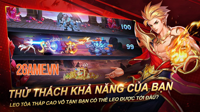 Mobile Legends: Adventure - Game đấu thẻ tướng sử dụng dàn hero của tựa MOBA cùng tên 2
