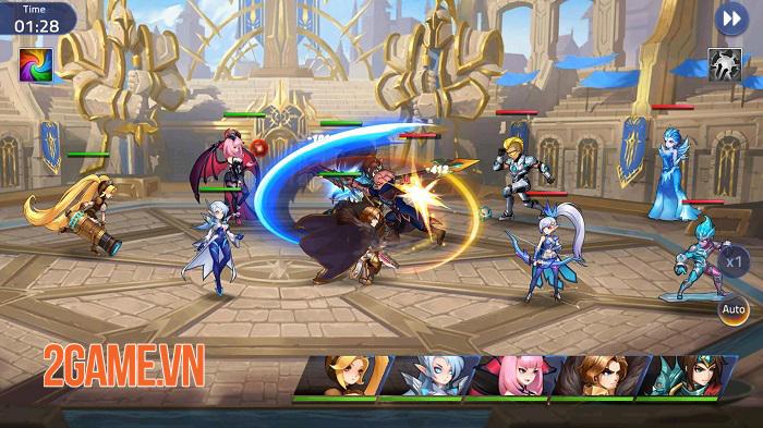 Mobile Legends: Adventure - Game đấu thẻ tướng sử dụng dàn hero của tựa MOBA cùng tên 5