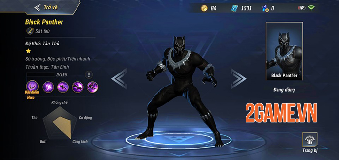 Cảm nhận Marvel Super War: Game MOBA di động về các siêu anh hùng của vũ trụ Marvel 1