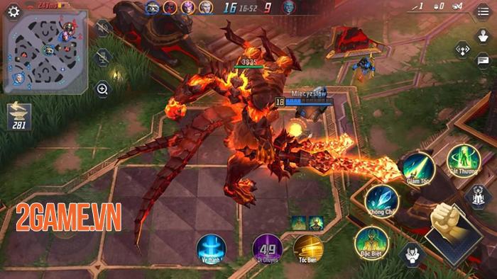 Cảm nhận Marvel Super War: Game MOBA di động về các siêu anh hùng của vũ trụ Marvel 5