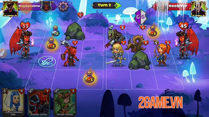 Heroes Of Magic: Game nhập vai thẻ bài có lối chơi chiến thuật độc đáo 1