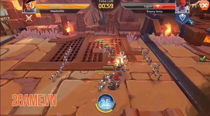 Will of Power - Game chiến thuật thời gian thực với những màn chiến đấu tuyệt đỉnh 1