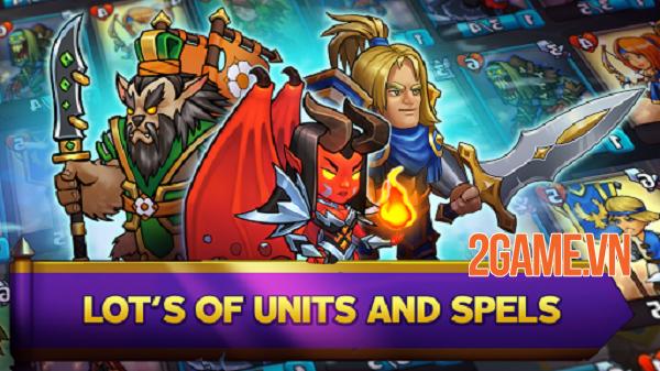 Heroes Of Magic: Game nhập vai thẻ bài có lối chơi chiến thuật độc đáo 2