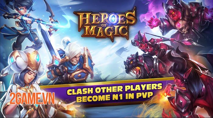 Heroes Of Magic: Game nhập vai thẻ bài có lối chơi chiến thuật độc đáo 3