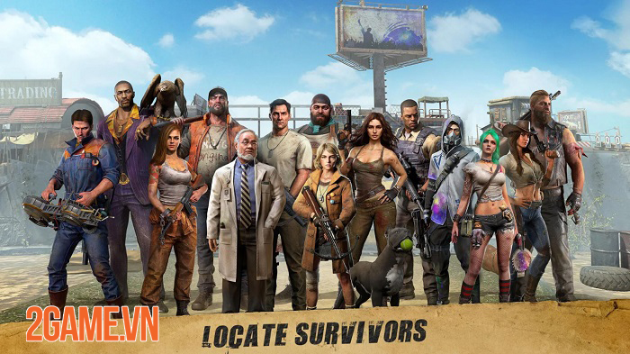 State of Survival - Game chiến thuật sinh tồn đề tài zombie với những khung cảnh chân thực 2