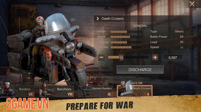 State of Survival - Game chiến thuật sinh tồn đề tài zombie với những khung cảnh chân thực 3