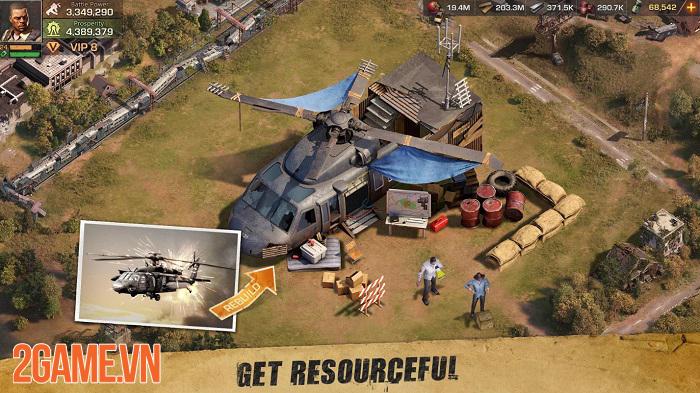 State of Survival - Game chiến thuật sinh tồn đề tài zombie với những khung cảnh chân thực 4