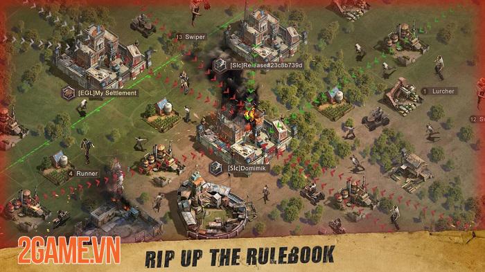 State of Survival - Game chiến thuật sinh tồn đề tài zombie với những khung cảnh chân thực 6