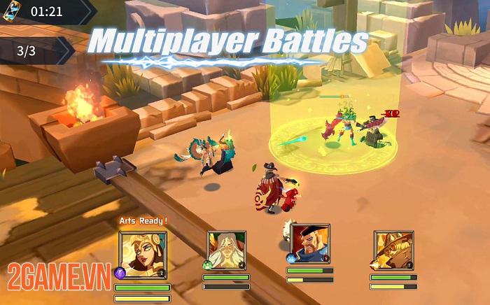 Will of Power - Game chiến thuật thời gian thực với những màn chiến đấu tuyệt đỉnh 0