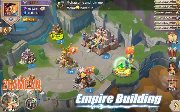 Will of Power - Game chiến thuật thời gian thực với những màn chiến đấu tuyệt đỉnh 3