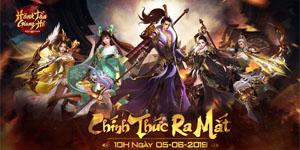 Tặng 999 giftcode game Hành Tẩu Giang Hồ Mobile