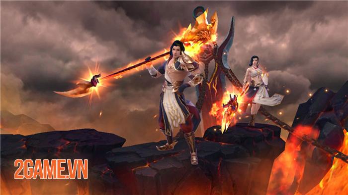 Tân Thiên Long Mobile VNG: Tìm hiểu sức mạnh Thánh hỏa của môn phái mới Minh Giáo 2