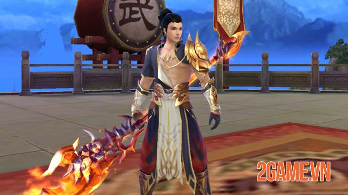 Tân Thiên Long Mobile VNG: Tìm hiểu sức mạnh Thánh hỏa của môn phái mới Minh Giáo 3