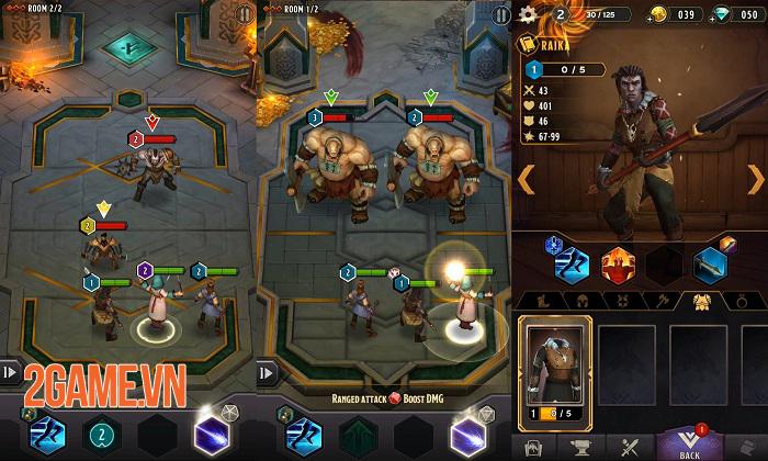 TOP 11 Game mobile màn hình dọc sở hữu hình đẹp lối chơi hay ho 7