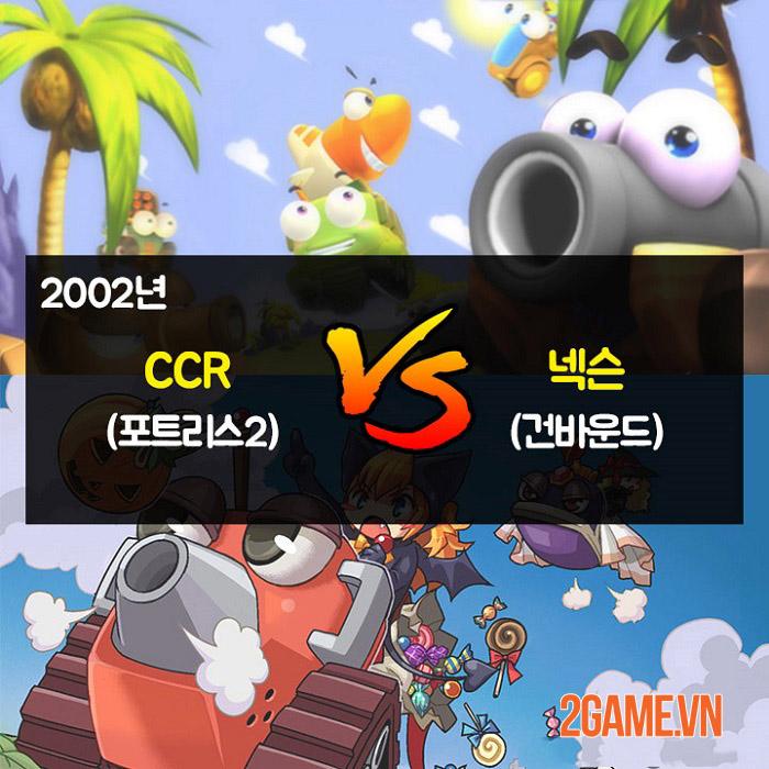 Fortress GO - Game bắn súng tọa độ có nhiều điểm tương đồng với Gunbound 1