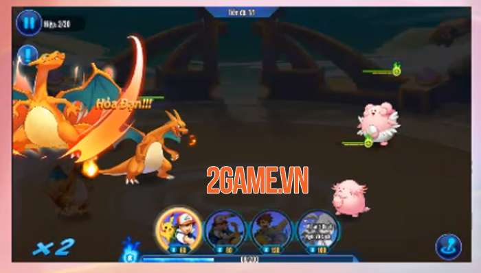Pica Huyền Thoại - Game tiến hóa Pokemon đỉnh cao sở hữu đồ họa Full HD về Việt Nam 1