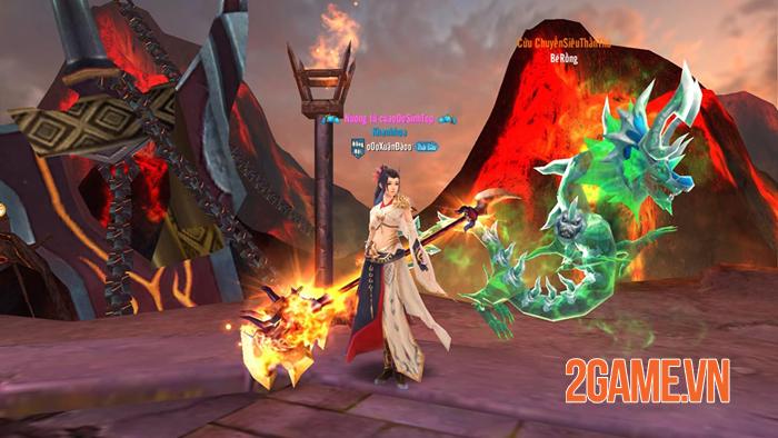 Người chơi Tân Thiên Long Mobile VNG sắp được đả thông kinh mạch 1