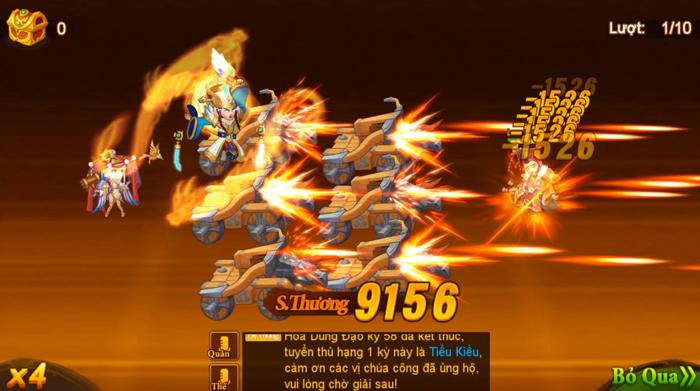 Những mẹo hay giúp tân thủ chơi Danh Tướng 3Q VNG tốt hơn 4