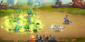Ngọa Long Tam Quốc Mobile – Thêm một game thẻ tướng cập bến Việt Nam