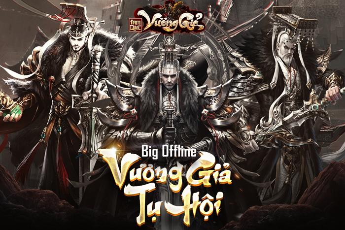 Buổi offline game Tam Quốc Vương Giả chuẩn bị diễn ra tại Hà Nội 1