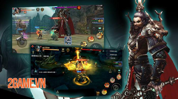 SohaGame đưa game chuyển thể từ phim Đạo Mộ Ký về Việt Nam 3