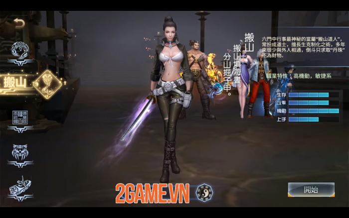 SohaGame đưa game chuyển thể từ phim Đạo Mộ Ký về Việt Nam 0