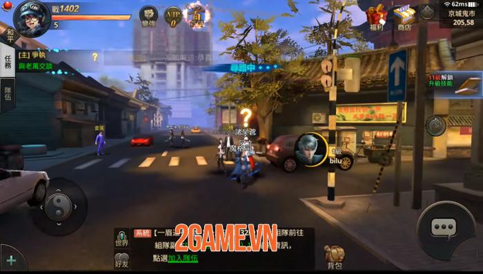 SohaGame đưa game chuyển thể từ phim Đạo Mộ Ký về Việt Nam 1