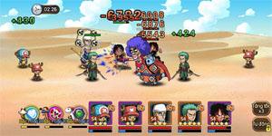 Sức hút của Kho Báu Huyền Thoại Mobile đến từ dàn tướng đậm chất One Piece