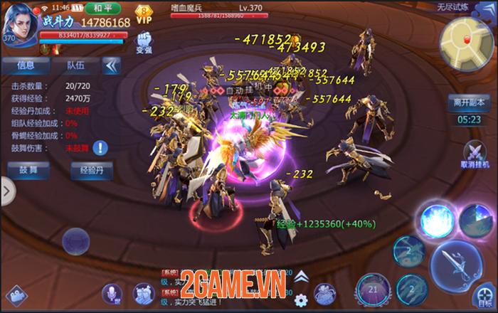 Funtap sắp ra mắt game nhập vai tiên kiếm hiệp Kiếm Ma 3D Mobile 3