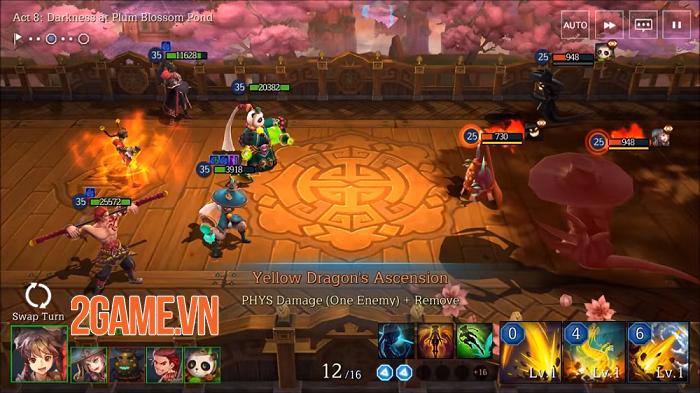 Elune - Game nhập vai chiến thuật với hệ thống tùy biến cao đến từ ông lớn Gamevil 1