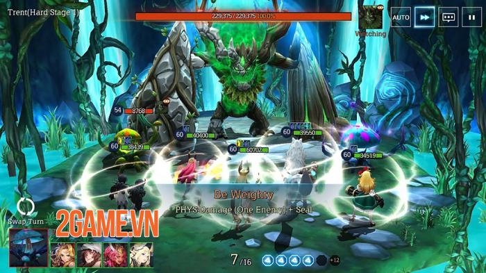 Elune - Game nhập vai chiến thuật với hệ thống tùy biến cao đến từ ông lớn Gamevil 2