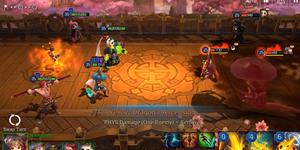 Elune – Game nhập vai chiến thuật với hệ thống tùy biến cao đến từ ông lớn Gamevil