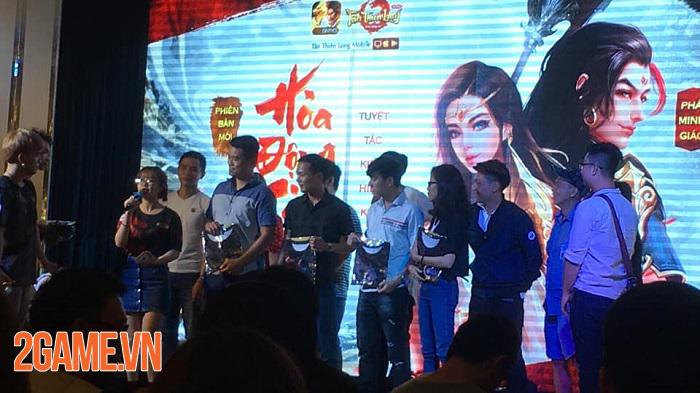 Cộng đồng Tân Thiên Long Mobile VNG tề tựu đông vui tại buổi offline Hồ Chí Minh 8