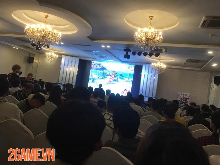 Cộng đồng Tân Thiên Long Mobile VNG tề tựu đông vui tại buổi offline Hồ Chí Minh 0